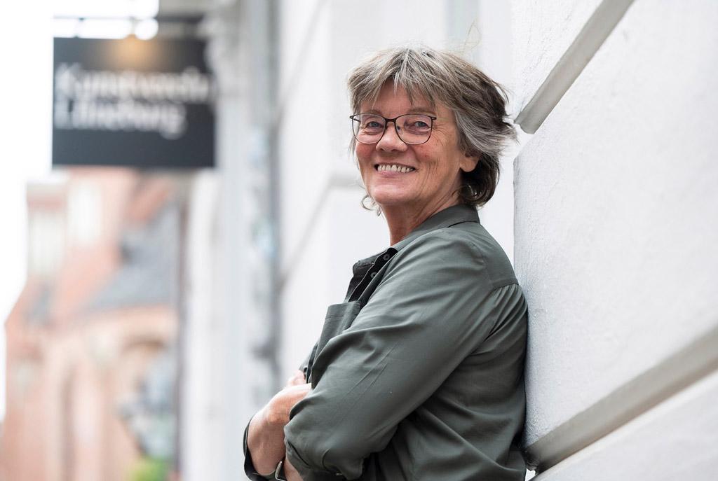 Portraet Angela Schoop